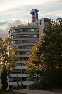 Campus Kaiserslautern - Bâtiment principal