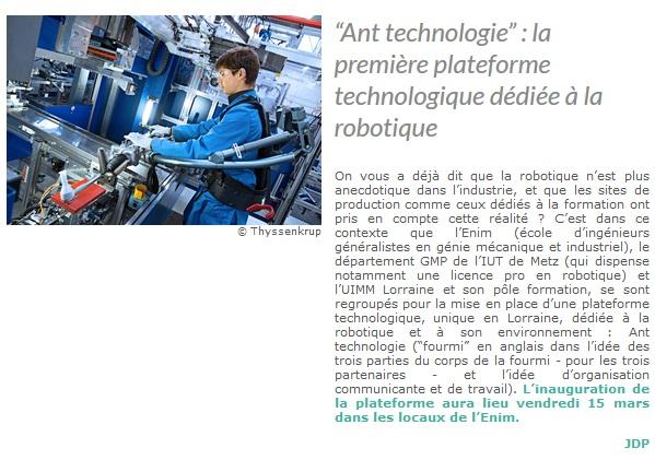 Ant technologie 1