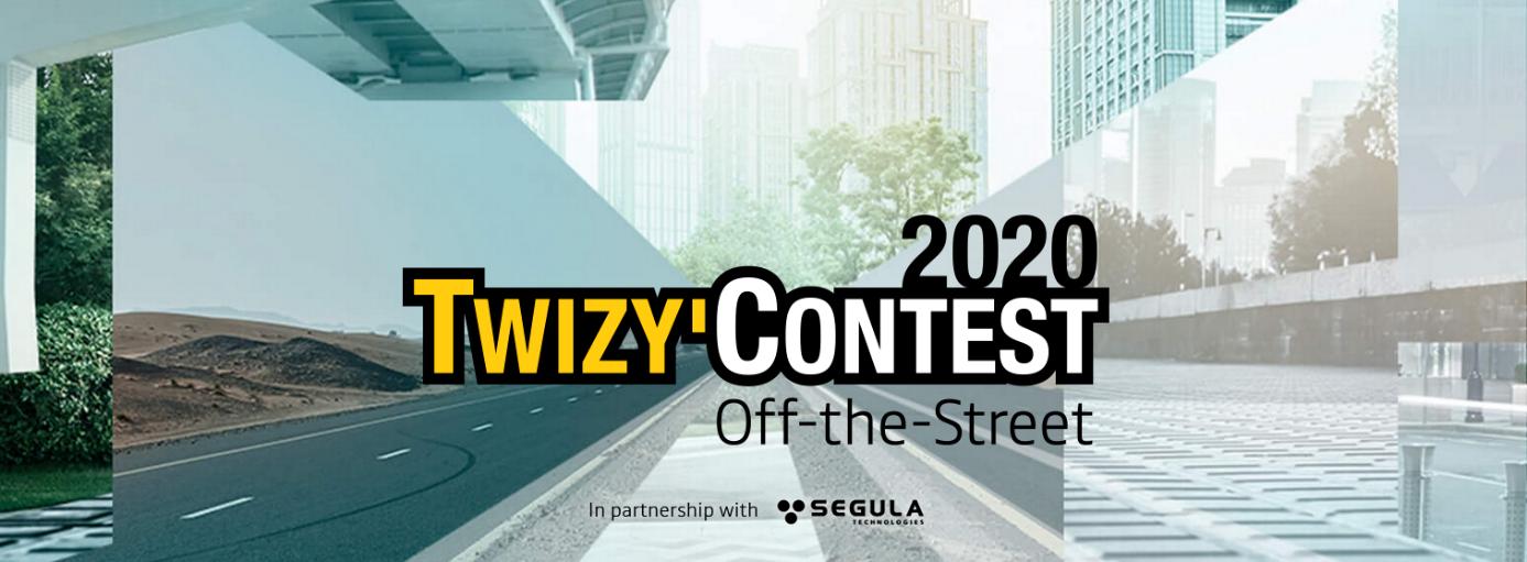 Twizy contest 2020