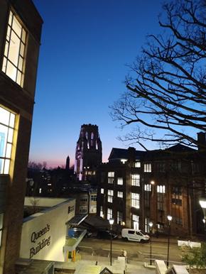 Université de Bristol en Angleterre