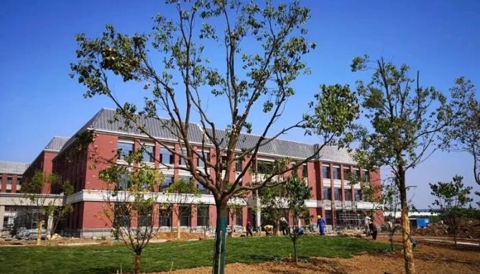 Nouveau campus ENI-NJUST ENIM